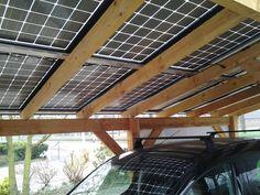 zonnepanelen veranda