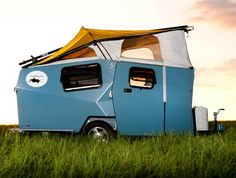 Only NASA Could Design a Camping Trailer This Cool   Incredible Things