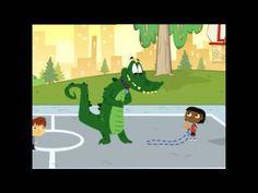 Disney Junior España | ¿Puedes enseñarle modales a mi cocodrilo?: por favor y gracias