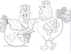 Passo a passo de Pintura em Tecido, Passo a passo de Costura,Riscos para Pintar Coutry, Frutas, Legumes, Bonequinhas, Joaninhas, Abelhas, e muitos bichinhos, Moldes de Bonecas,  amostras de Crochê, etc....