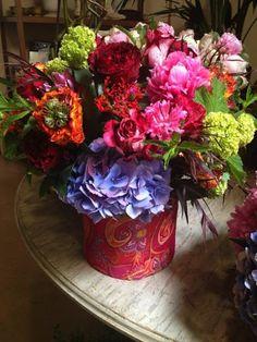 Decore com Gigi: Flores, cores e sabor!