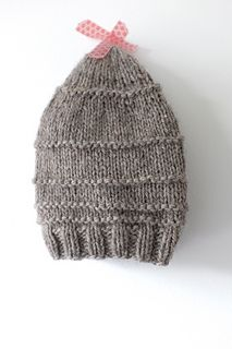 Free Hat pattern: simple, stylish and geeky! The Fibonacci Ronde