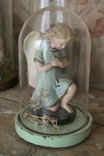 angel cloche  ( I have two :-) But without glases)