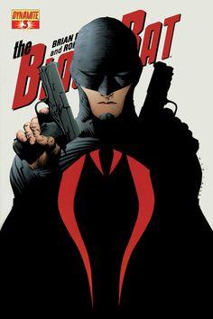 Jae Lee - Black Bat