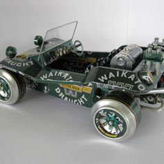 Car Models Out Of Beer Cans – Yes Please – The Awesome Daily - Your daily dose of awesome