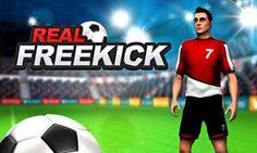 Играйте онлайн и се забавлявайте на играта: Real Freekick 3D! Намерете и много други топ игри на нашият сайт.