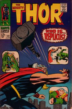 The Mighty Thor 141 - Stan Lee and Jack Kirby