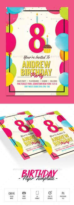 Wedding Invitation Business flyer templates, Business flyers and - Invitation Flyer Template