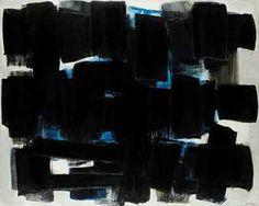 PIERRE SOULAGES (NÉ EN 1919) Peinture 130 x 162 cm, 20 juin 1957 signé 'Soulages' (en bas à droite); daté '20 juin 57' (au dos) huile sur toile 130 x 162 cm. (51¼ x 63¾ in.) Peint en 1957. Price Realized $1,550,134 Estimate $1,043,450 - $1,565,175