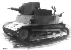 Polish tankette