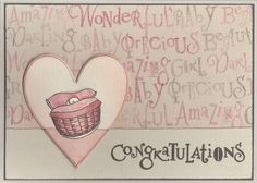 Cards, Cats and Coffee: A Heart on Valentine's Day