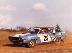 1000 Pistes 1978 - Renault 17 Gordini Automobile, Rally Car, Sport Cars, Concept Cars, Cars And Motorcycles, Safari, Racing, Bike, France