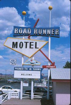 Road Runner Motel, Gallup NM