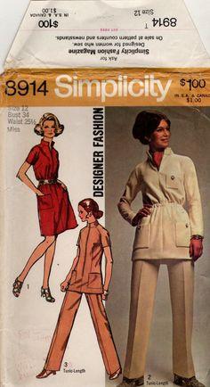 1970 Women's Fashion