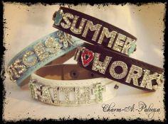 Wide Slide Bracelets - Charm-A-Palooza