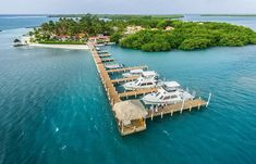 A Belizean Resort That Hooks You With Lures And Lavishness