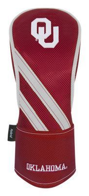 Team Effort NCAA Hybrid Headcover - University of Oklahoma