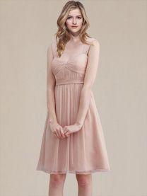 Summer Bridesmaid Dress_Blush