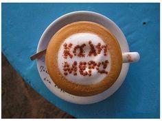Coffee Break, Coffee Time, Coffee Coffee, Latte Art, Good Morning, Tableware, Food, Coffee Machines, Mornings