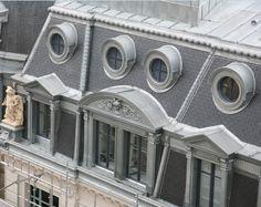 Commercial building, Paris (France)  #zinc #Paris #France