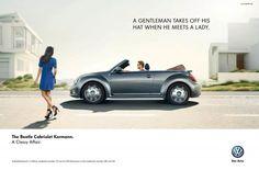 Adeevee - Volkswagen: A classy affair