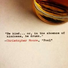 Christopher Moore...a truly gifted and twisted writer.