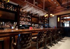 Museum Tavern is a vibrant and bustling bistro.