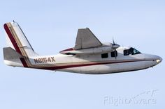 Photo of Aero Commander 500 (N6154X) ✈ FlightAware