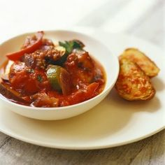 Weight Watchers Recipes with Points | Weight Watchers Ratatouille recipe – 2 points