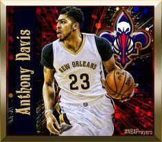 NBA Player Edit - Anthony Davis