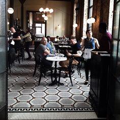 Floor ~ Reynard @ Wythe Hotel NYC