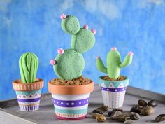 Receta de Cactus de Foami
