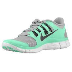 cbfc808c0746 Nike Free 5.0+ - Women s at Foot Locker Size 10 Tiffany Blue Shoes