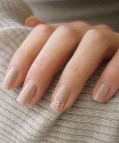 Simple short nail art designs ideas for 2018 - best trend fashion - Nageldesign - Nail Art - Nagellack - Nail Polish - Nailart - Nails Neutral Nails, Nude Nails, Simple Nail Designs, Nail Art Designs, Nails Design, Makeup Designs, Gorgeous Nails, Pretty Nails, Fabulous Nails
