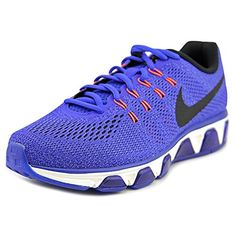 8ad32e3b5cc5 Nike Women s Air Max Tailwind 8 Rcr Blue Black Chlk Bl Hypr Orng Running  Shoe 8 Women US  Surround soles in of cushioned comfort in the Nike Air Max  ...