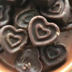 3 Ingredient DIY Chocolate DIY Chocolate ingredients) Gluten free, dairy free, vegan if maple syrup is used instead of hone Vegan Sweets, Healthy Desserts, Delicious Desserts, Yummy Food, Healthy Food, Summer Desserts, Dairy Free Chocolate, Chocolate Recipes, Chocolate Fudge