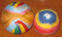 Живые мячики