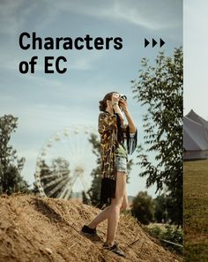 Electric Castle is a Romanian music festival that takes place every year on the Transylvanian spectacular domain of Banffy Castle, near Cluj-Napoca. Which One Are You, Romania, Castle, Places, People, People Illustration, Forts, Folk, Palace