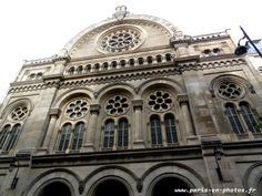 The Great Synagogue de la Victoire, in #Paris
