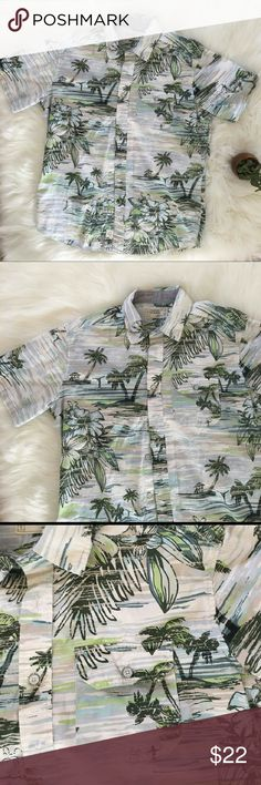 Free Planet Like new condition Free Planet Shirts Casual Button Down Shirts