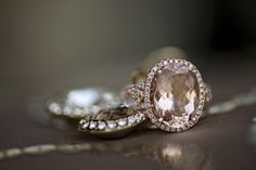 lovely ring by Neil Lane, photo by Kristen Weaver Photography | via junebugweddings.com