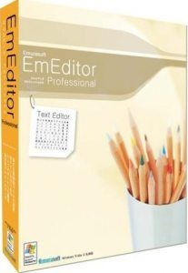 Emurasoft EmEditor Pro Full incl patch Free download