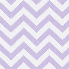 Lilac Purple & White Chevron Table Runner by ShopLili on Etsy, $21.00 I think I shall buy these.