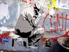 Curious Street Art from Berlin (the Graffiti Capital of Europe)
