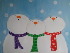 Come out with My Art On Canvas as Sue teaches you step by step how to create this fun snowmen painting. She will help you bring out you inner Picasso!