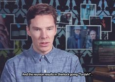 Sherlock Undercover (TEH) (gifset)
