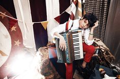 Kpop News.org: BEAST Yang Yoseop - Caffeine M/V