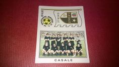 Calciatori Panini 1979/80 Figurina n°502 CASALE nuova