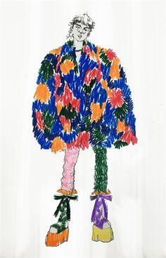 Fashion Design Sketches 853995148068240404 - Angel Chen Sketches Autunno/Inverno Source by jeannebhd Textiles Sketchbook, Fashion Design Sketchbook, Arte Sketchbook, Illustration Mode, Fashion Illustration Sketches, Fashion Sketches, Mode Portfolio Layout, Textiles Y Moda, Fashion Figures