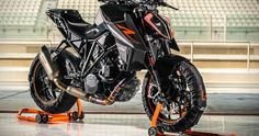 KTM unveil their updated 1290 Super Duke R at the EICMA show in Milan, Italy, with a whole host of updates.